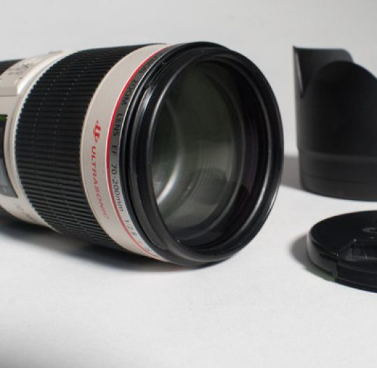 Canon EF Optik