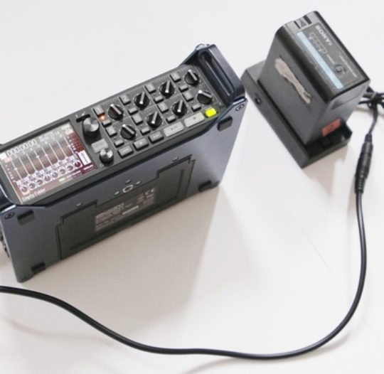 Zoom F8N Audio Field Recorder