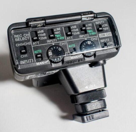 Sony XLR K2M Modul
